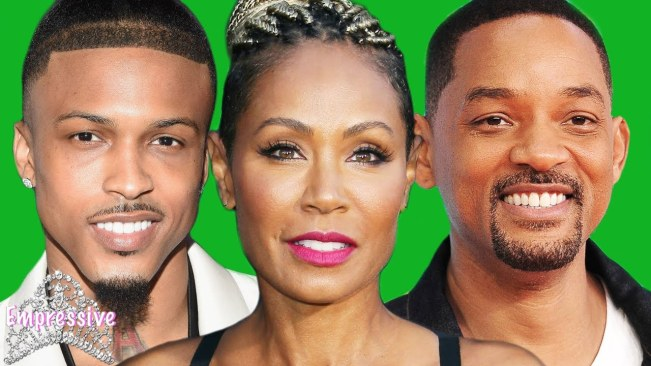 "Will Smith allowed August Alsina to ""date"" his wife Jada Pinkett Smith?"