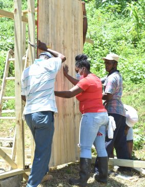St. James Poor Relief Department Helping With Housing