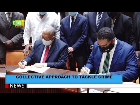 Collective Approach To Tackle Crime