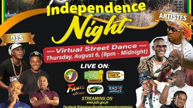 LIVE NOW:Independence Night Virtual Street Dance 2020