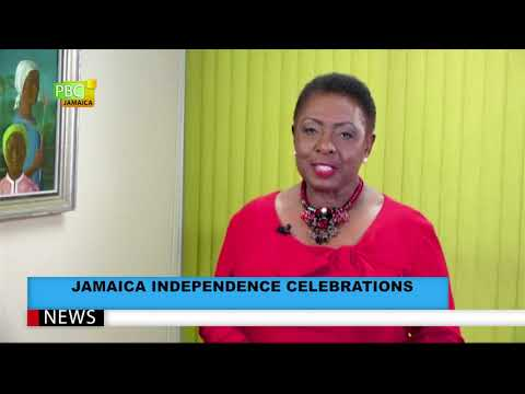 JAMAICA INDEPENDENCE CELEBRATIONS 2020