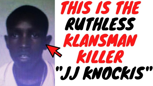 Joel Jennings Was The Boy That Grew Up To Become Klansman Ultimate Killing Machine