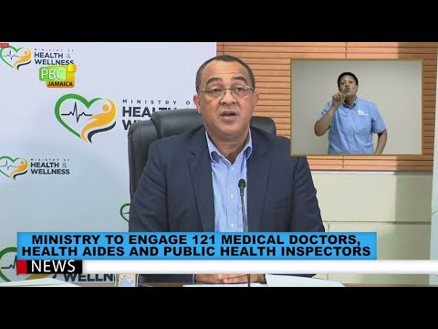 Ministry To Engage 121 Medical Doctors, Health Aides And Public Health Inspectors