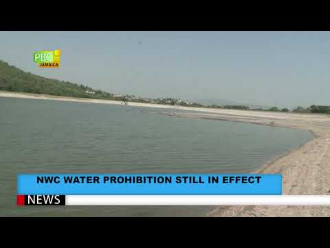 NWC Water Prohibition Still In Effect
