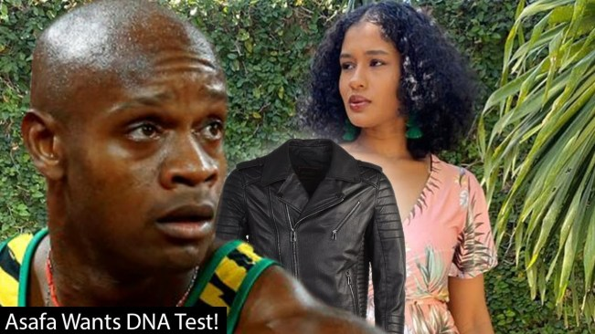 Asafa's Wants DNA Test For His Daughter