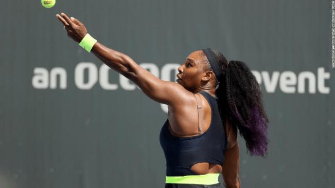 Serena rallies past sister Venus in all-Williams 31st career clash