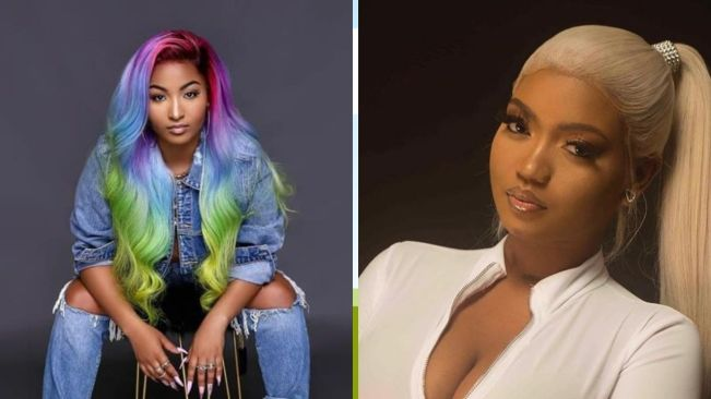 Shenseea and Jada Kingdom make up