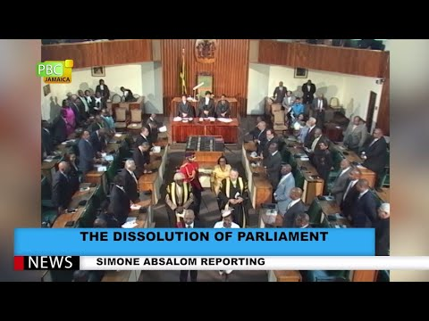 The Dissolution Of Parliament
