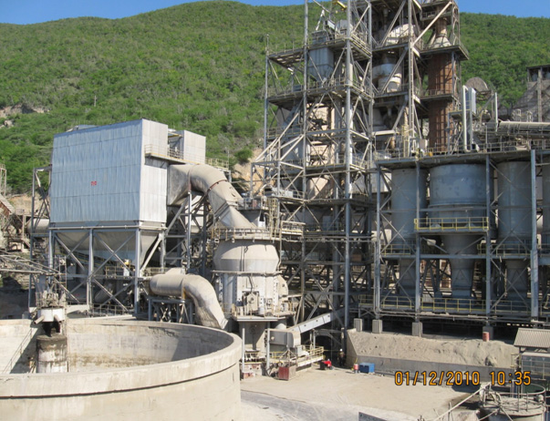 Business: Carib Cement sees increase in stock