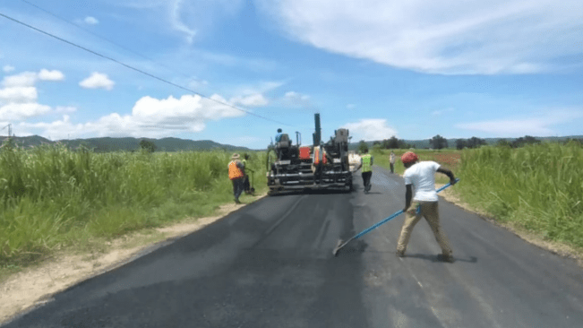 Finally! Hanover's Axe and Adze Main Road Being Fixed