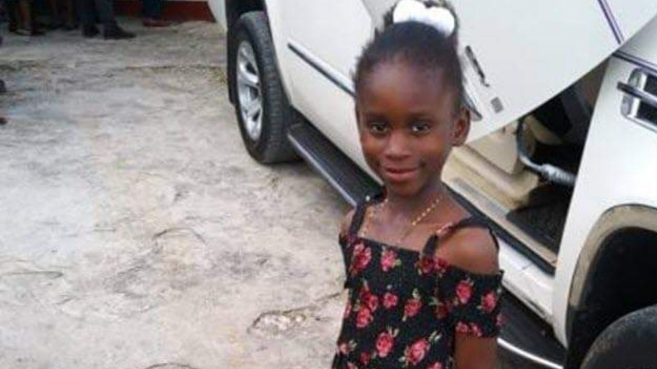 Seven-Year-Old girl found mysteriously stabbed in the heart