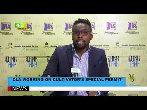 CLA Working On Cultivator's Special Permit