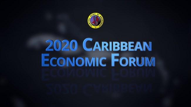 LIVE NOW:Caribbean Economic Forum | Adjusting to the Post COVID-19 Economy – September 22, 2020