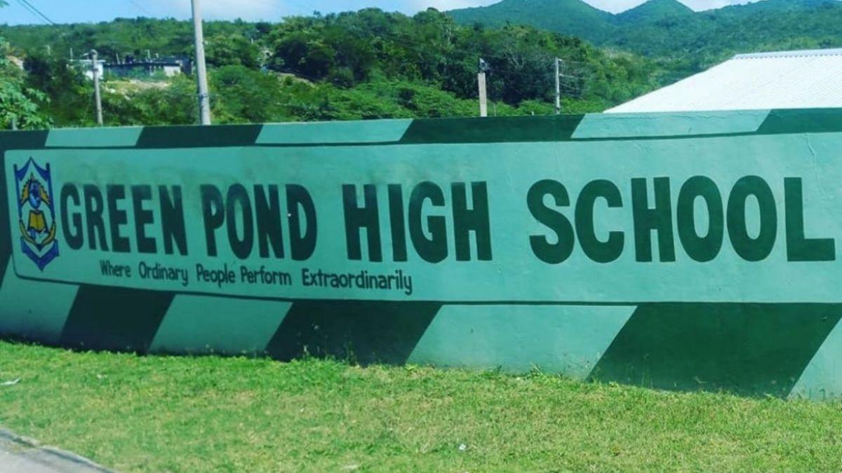 Green Pond High School - Mckoy's News