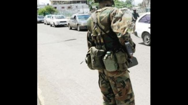 JDF soldier killed