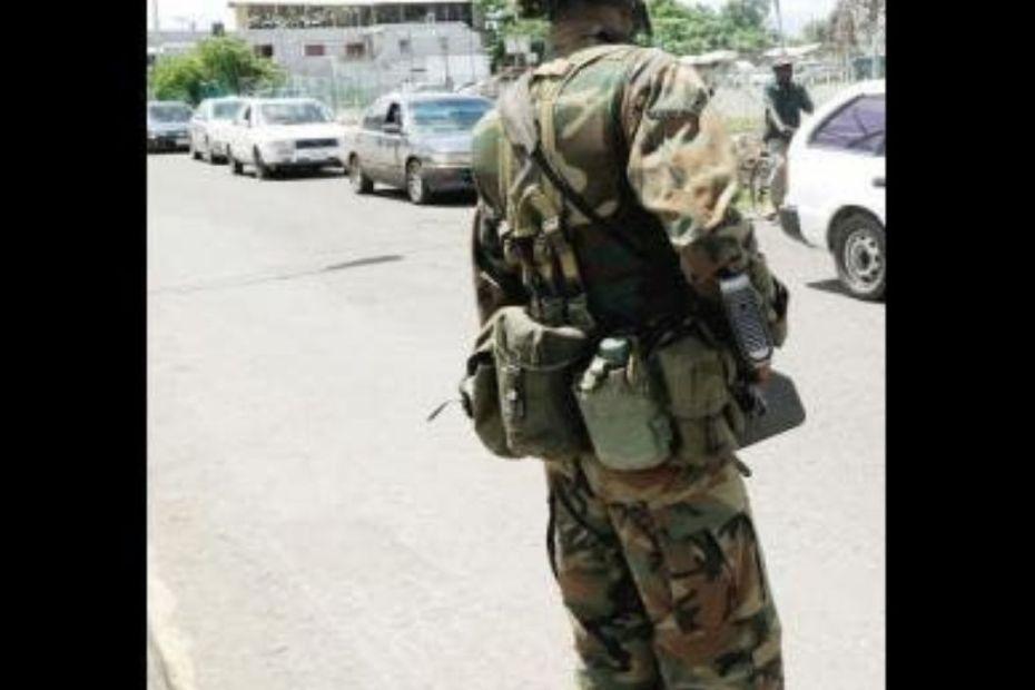 JDF soldier killed
