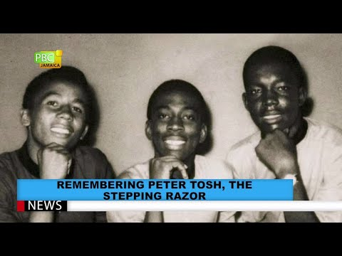 Remembering Peter Tosh, The Stepping Razor