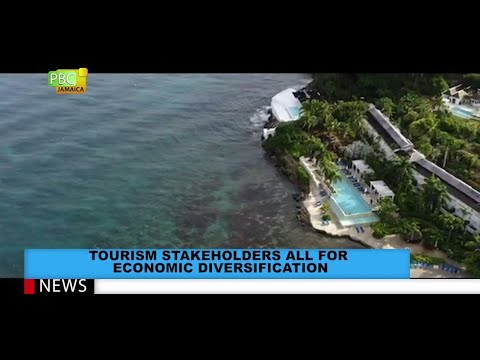 Tourism Stakeholders All For Economic Diversification