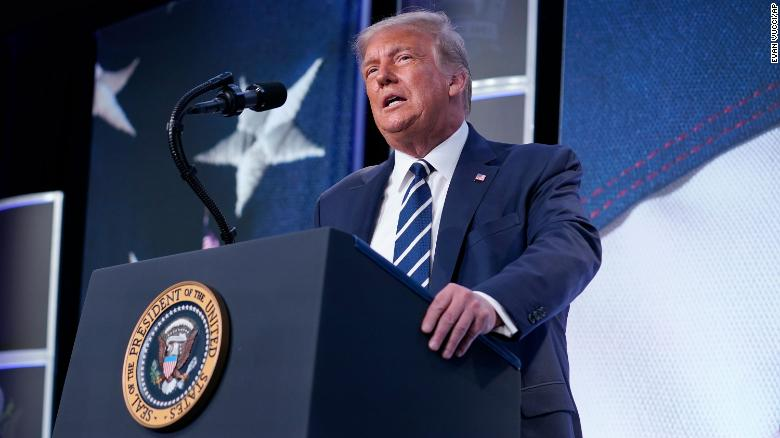 COVID-19 vaccine to be ready in a month says Trump