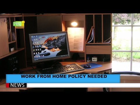 Work From Home Policy Needed