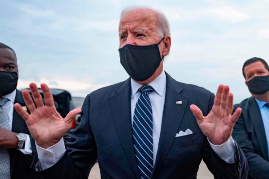 Joe Biden says Trump's USMCA is 'better than NAFTA'