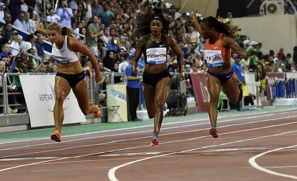 Thompson-Herah, Schippers and Ta Lou headline in Doha