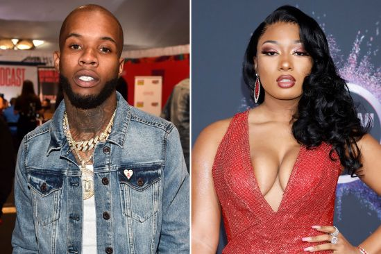 Tory Lanez 'apologized' to Megan Thee Stallion after shooting