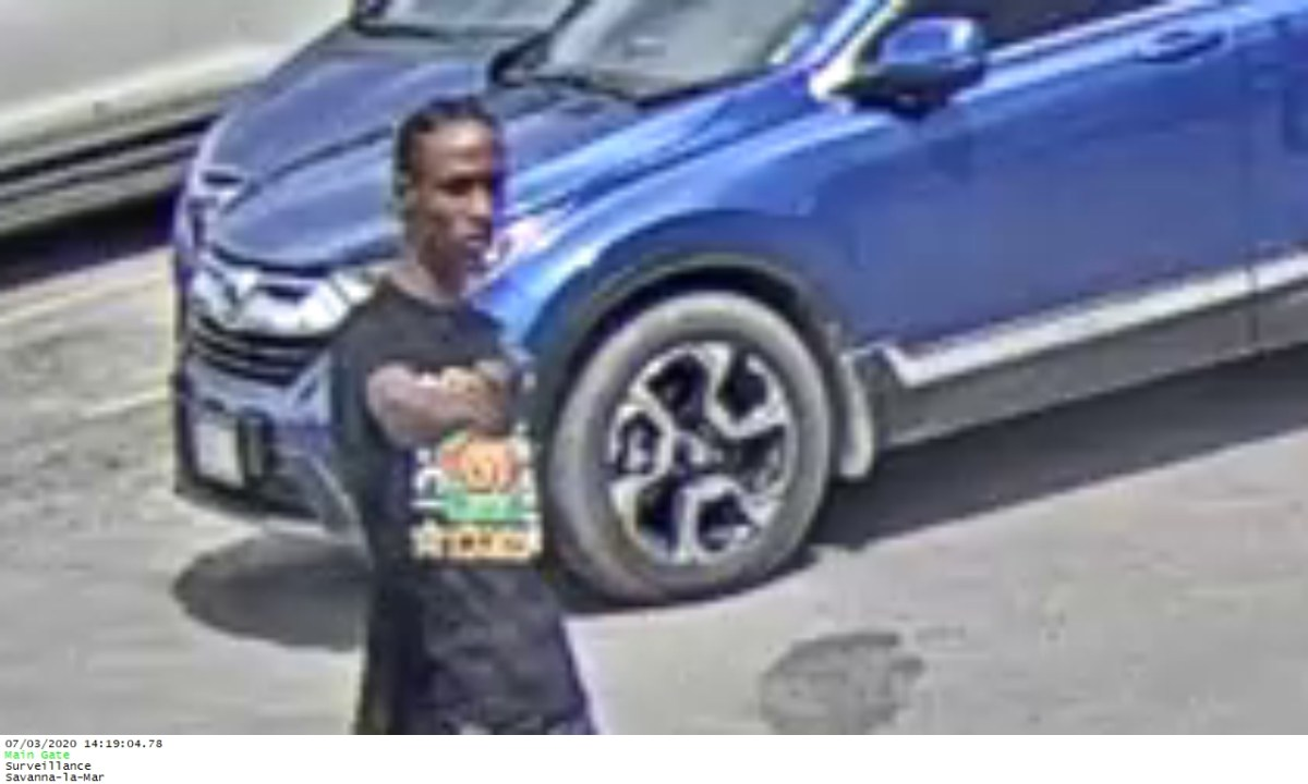 Man Wanted For Shooting