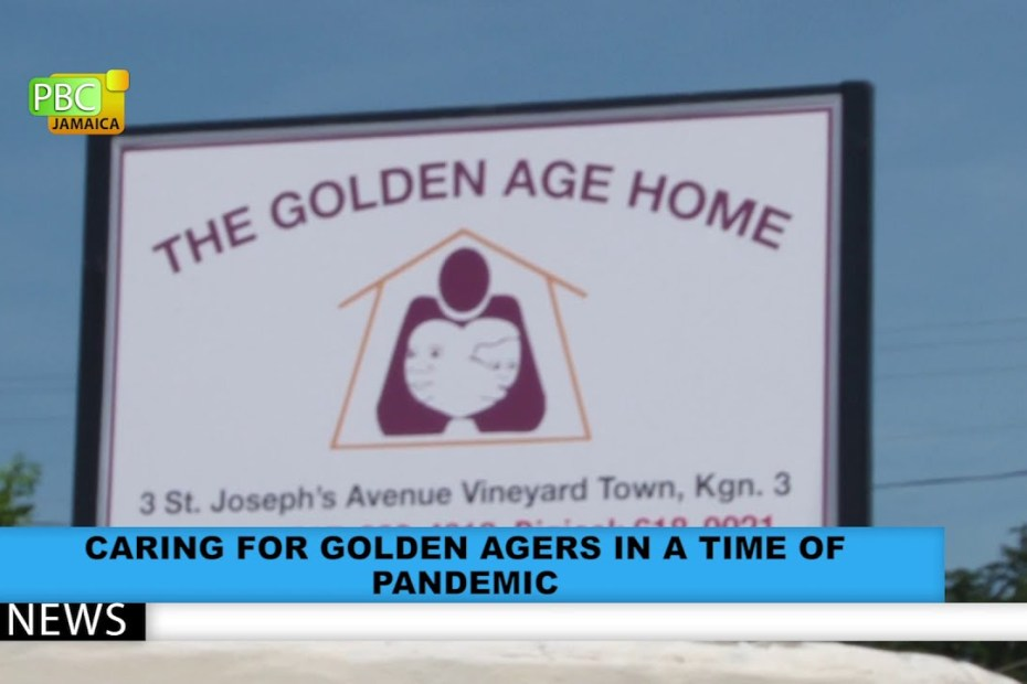 Caring For Golden Agers In A Time Of Pandemic