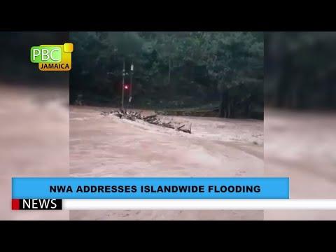 NWA Addresses Islandwide Flooding