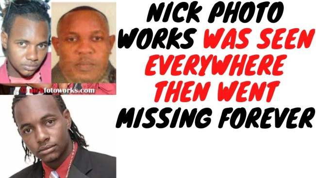 Nicketa Thomas Vanished Like Thousands Of Other Jamaicans Before And After Him