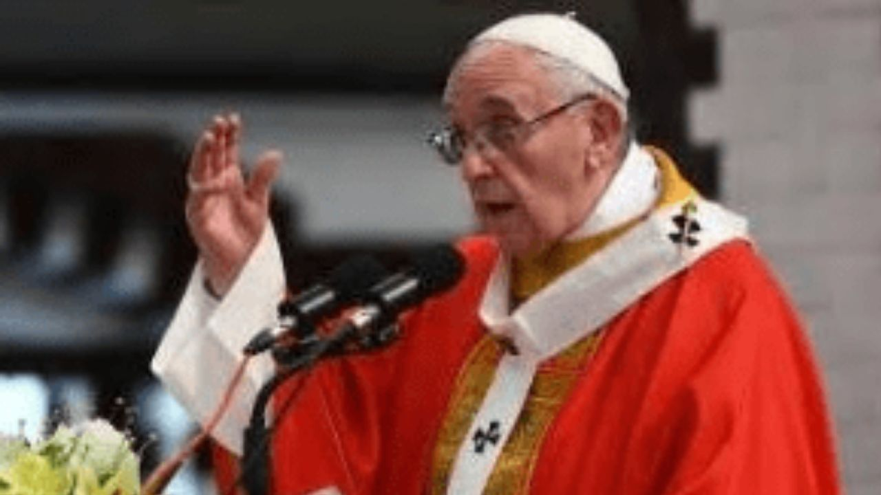 Pope Francis supports civil union for homosexuals