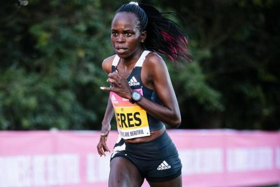 Jepchirchir, Hassan and Farah World records ratified by World Athletics