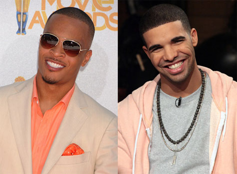Drake unfollows T.I. for confirming his friend pissed on him