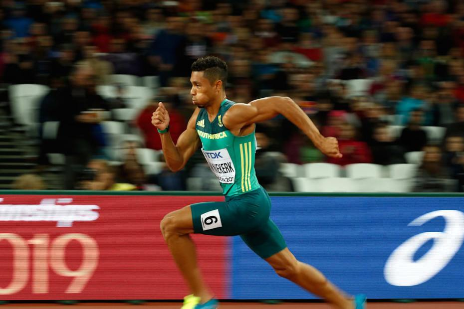Van Niekerk looking forward to race in Jamaica again