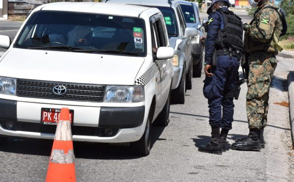 Cops in COVID-19 enforcement charge more in St Catherine