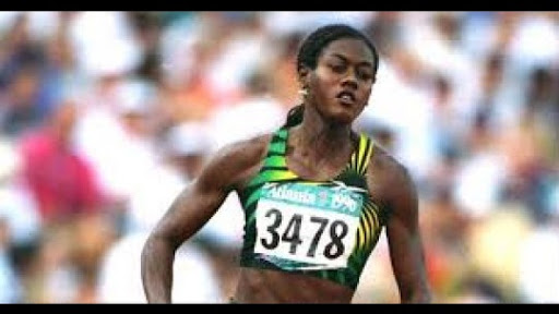 Ottey receive Jamaica's fourth-highest national honour
