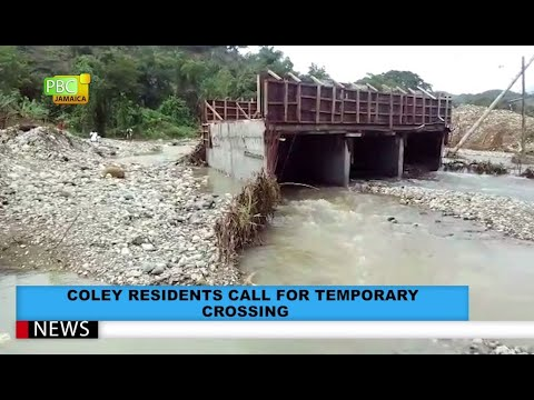 Coley Residents Call For Temporary Crossing