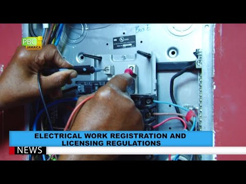 Electrical Regulations Bill Passed