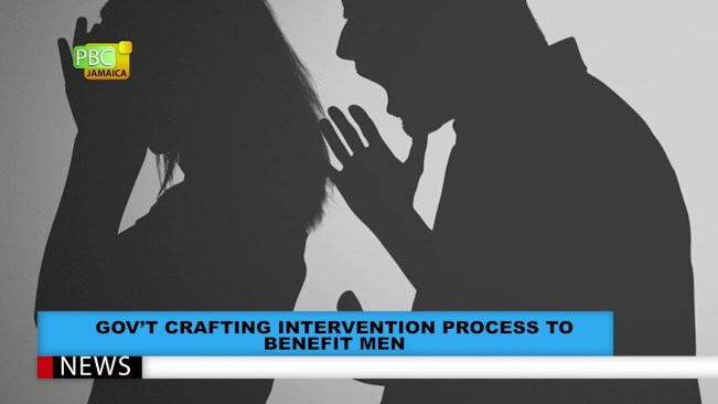 Gov't Crafting Intervention Process To Benefit Men