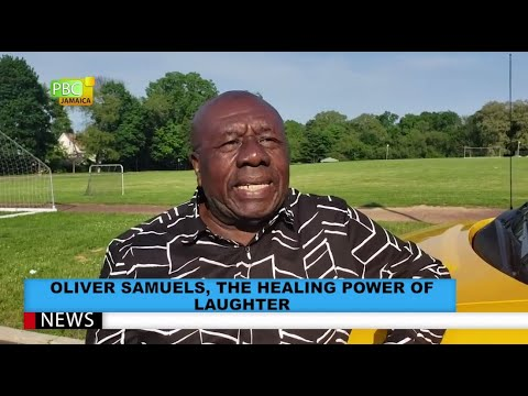 Oliver Samuels, The Healing Power Of Laughter