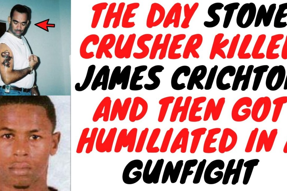 The Crichtons VS The Stone Crusher Gang Was One Of The Craziest Shootouts In Jamaican History