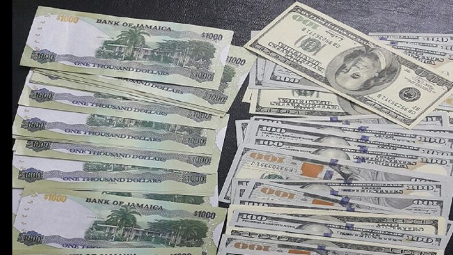 Jamaican dollar gain against its US counterpart