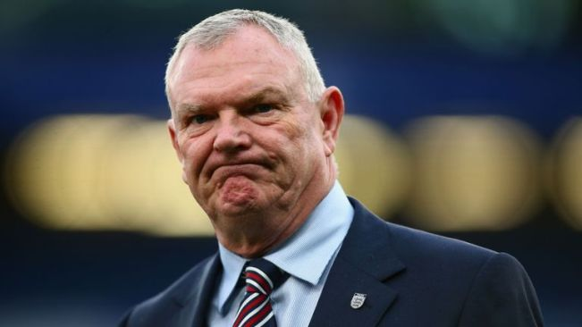 British football head resigns over racist talk