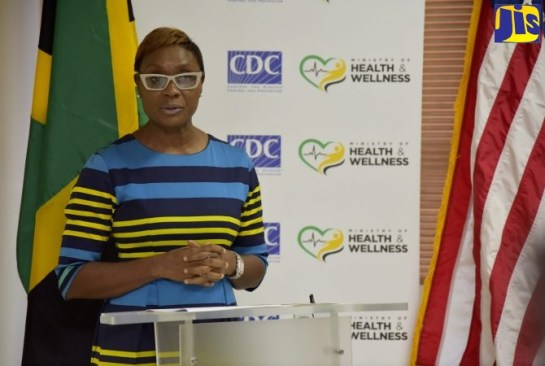 State Minister Commends Support For National HIV/AIDS Programme