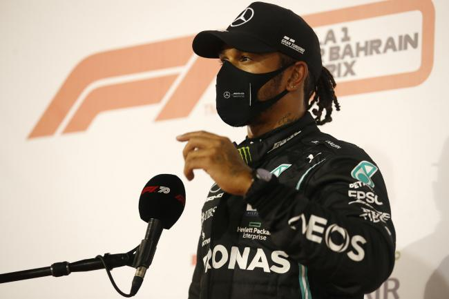 Lewis Hamilton tested positive for COVID-19 and will miss Sakhir GP