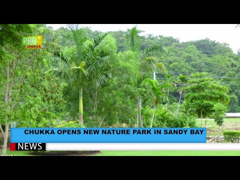 Chukka Opens New Nature Park In Sandy Bay