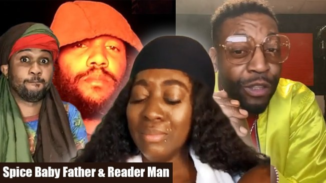 Spice Baby Father & Reader Man Message About Majah Hype Saga