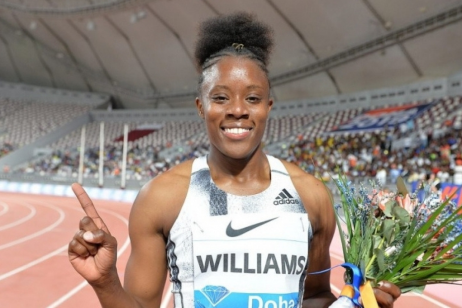 Danielle Williams Makes Seasonal Debut in USA February 2021