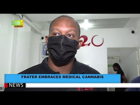 Frater Embraces Medical Cannabis